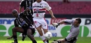São Paulo x Corinthians em 2000