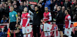Arsenal v Blackburn Rovers - FA Cup Fifth Round