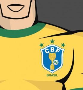 Primeira Copa com a sigla CBF