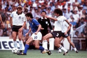 Paolo Rossi na final da Copa de 1982