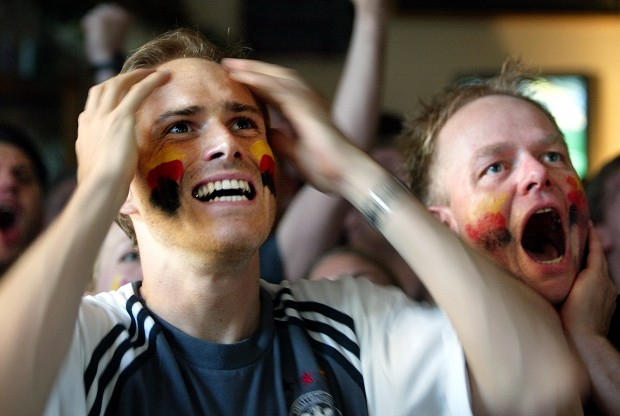 Germany Defeats US