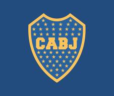 Escudo atual do Boca Juniors