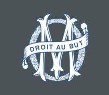 Escudo de fundação do Olympique de Marseille já estampava o lema do clube