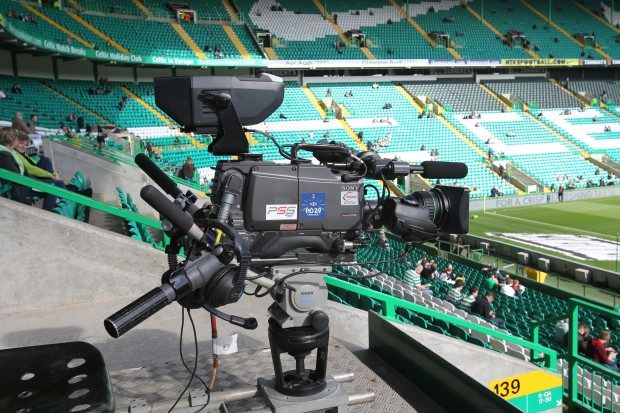 Scottish Premier League - Celtic v Dundee