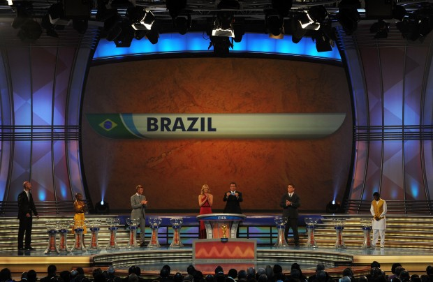FIFA 2010 World Cup Final Draw