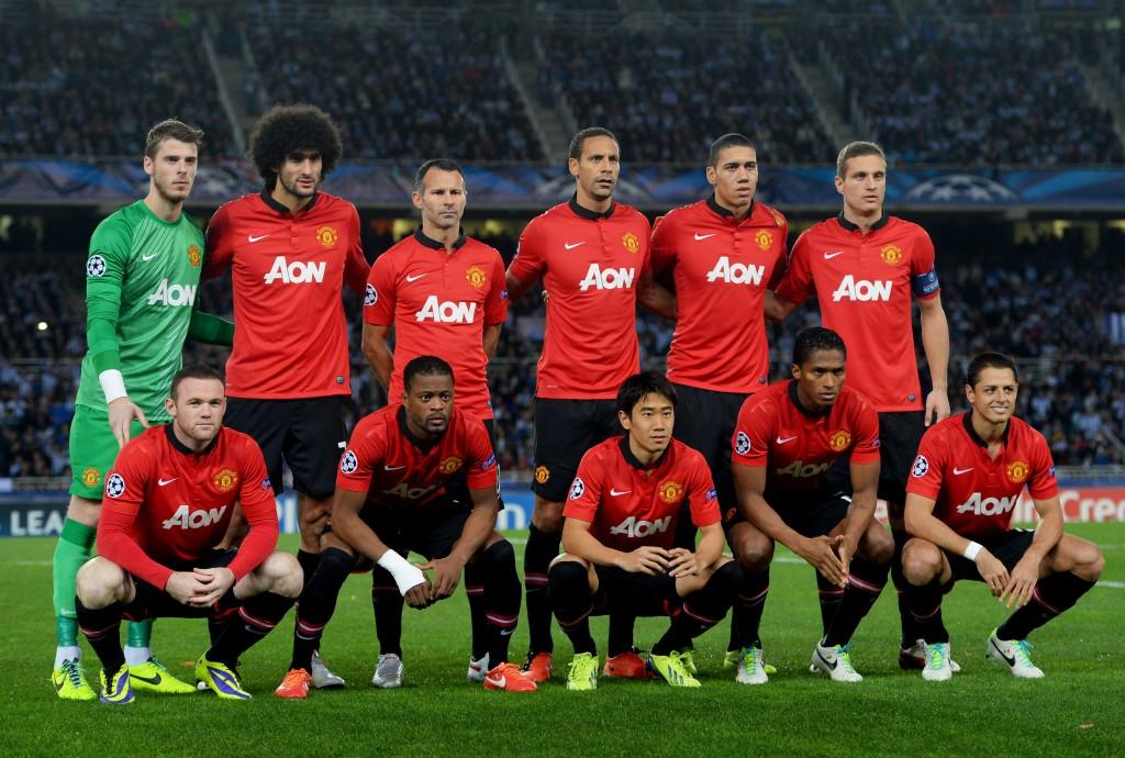 Manchester United tem milhões de torcedores espalhados pela Ásia