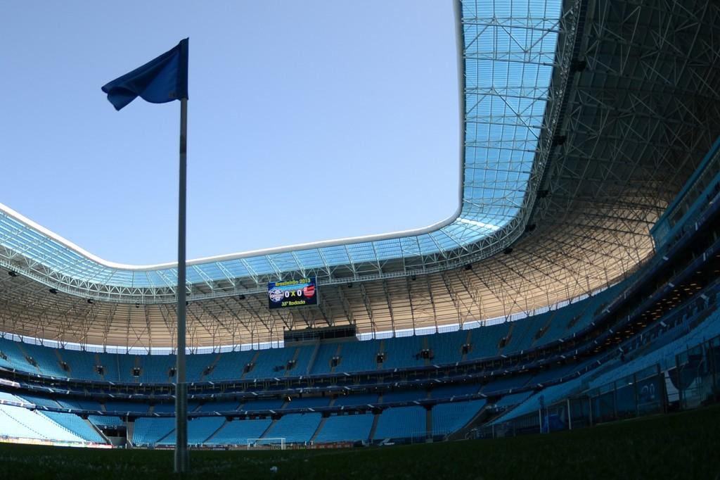 Número de sócios já é maior que a capacidade da nova Arena do Grêmio