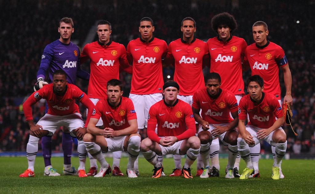O time ainda não engrenou, mas é bom não duvidar da força dos Diabos Vermelhos.