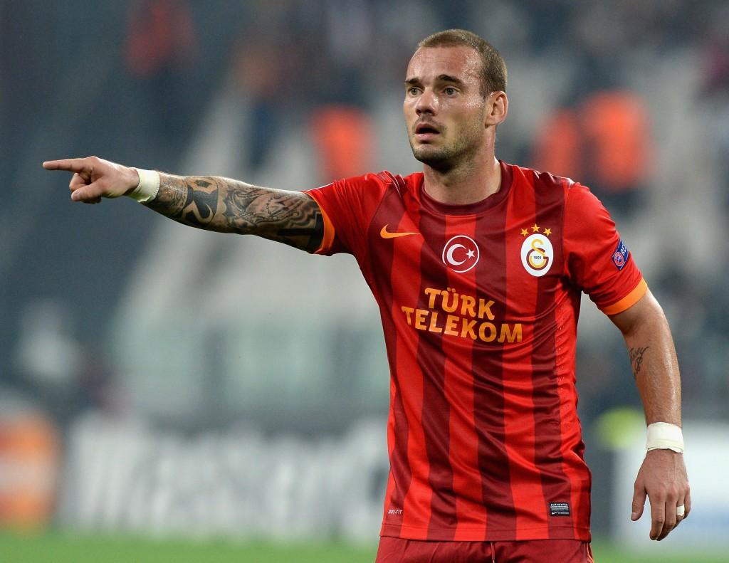 Sneijder vai ser o nome do jogo