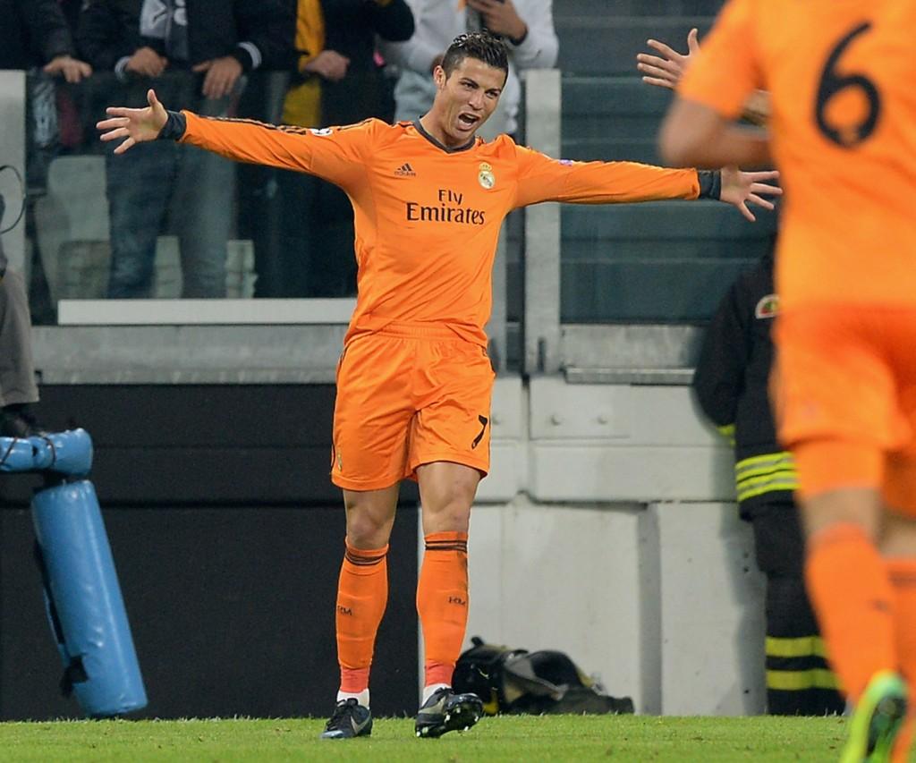 Cristiano Ronaldo é certeza de muitos gols