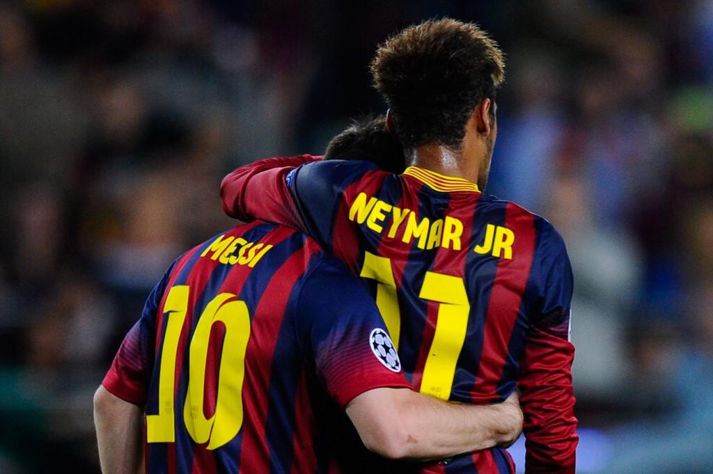 Messi e Neymar: quem segura?