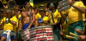 Brazilian fans