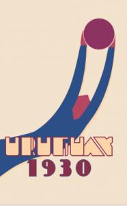 Infográfico em alta resolução da Copa do Mundo de 1930