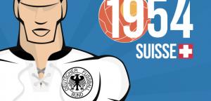 Curiosidades Copa do Mundo de 54