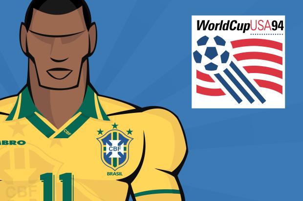 Top 5 Curiosidades da Copa do Mundo de 94 - Blog do FUTBOX f0f9eabd2a82e