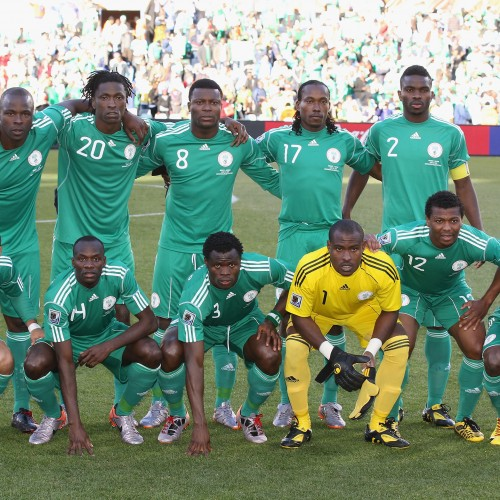 Greece v Nigeria: Group B - 2010 FIFA World Cup