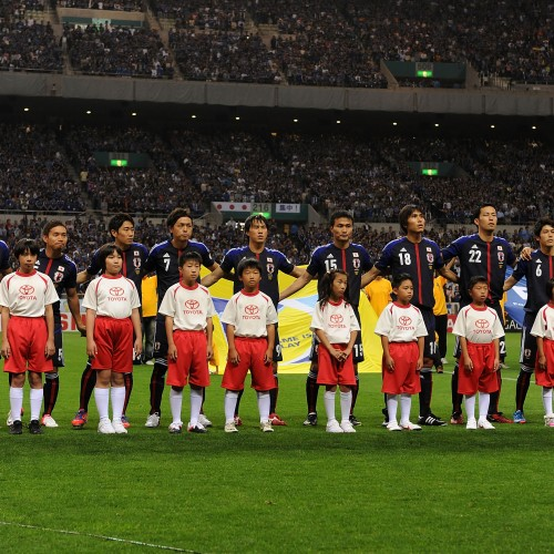 Japan v Oman - FIFA World Cup Asian Qualifier