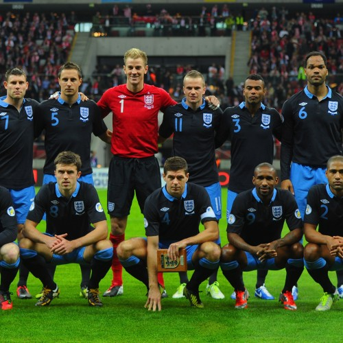 Poland v England - FIFA 2014 World Cup Qualifier
