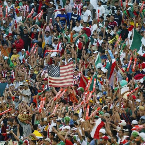 Mexico v USA