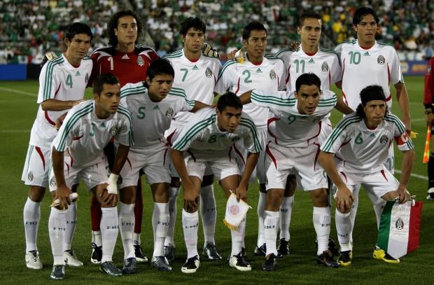 Mexico v Columbia