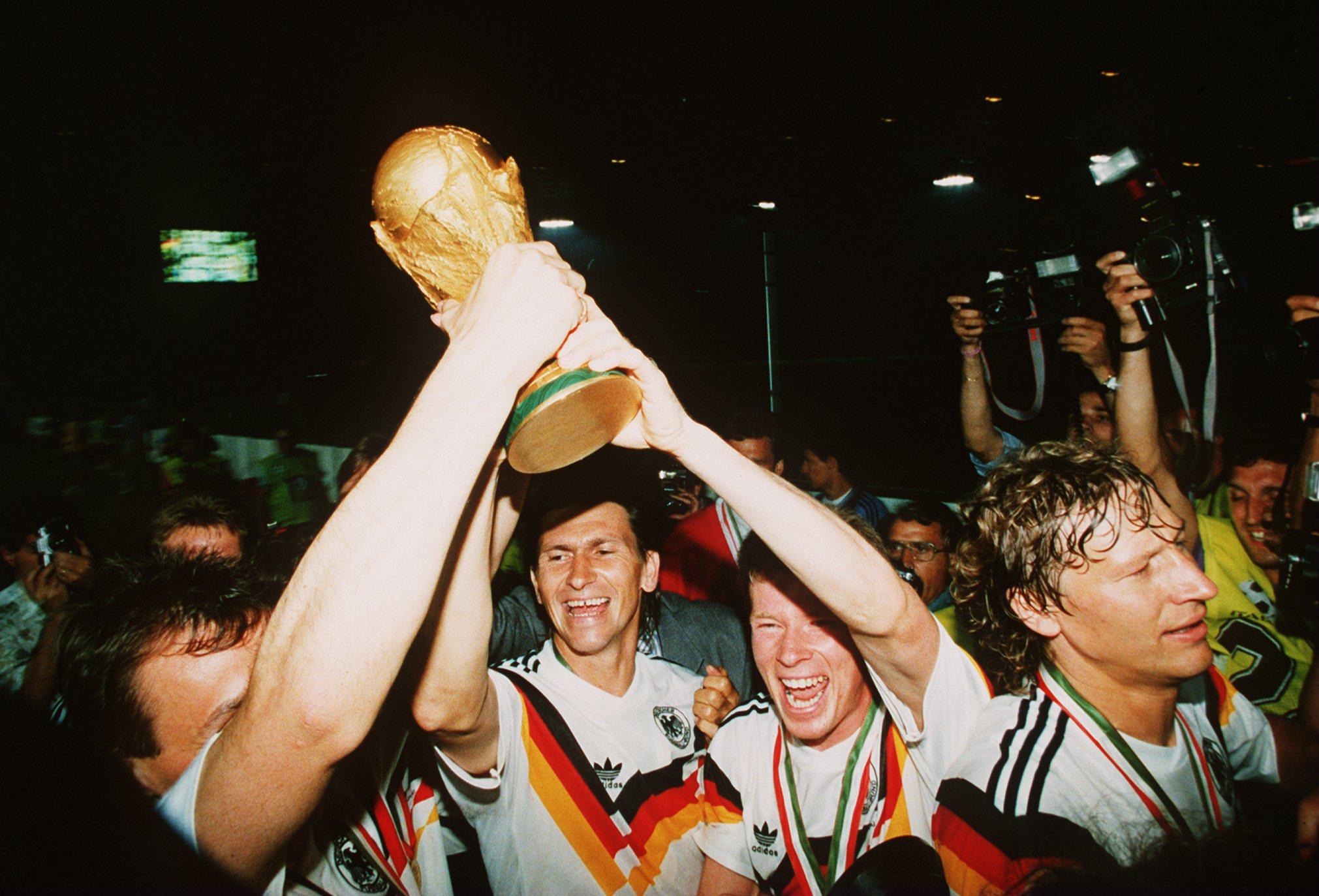 e89127b251 1990 WORLD CUP. Copa do Mundo de 1990 – Alemanha ...