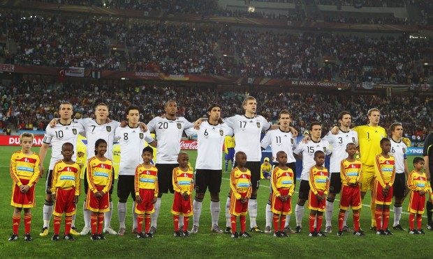 Germany v Spain: 2010 FIFA World Cup - Semi Final