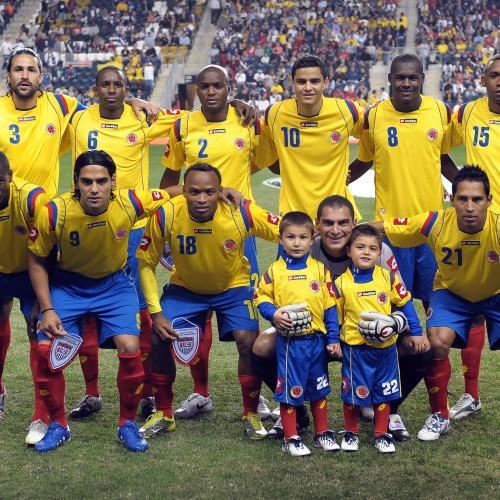 United States v Colombia
