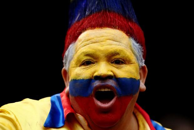 Colombia v Venezuela