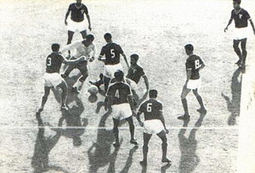 Garrincha vs México: 1962