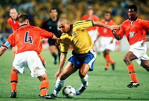 Ronaldo vs Holanda: 1998