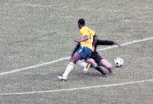 Pelé vs Mazurkiewicz: 1970