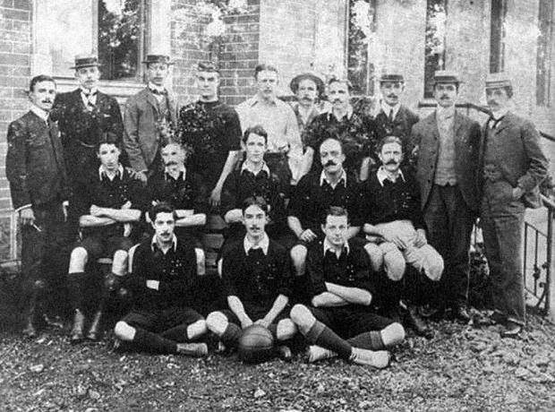 1902 rio team capa