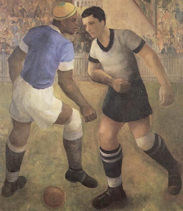 Futebol, de Francisco Rebolo