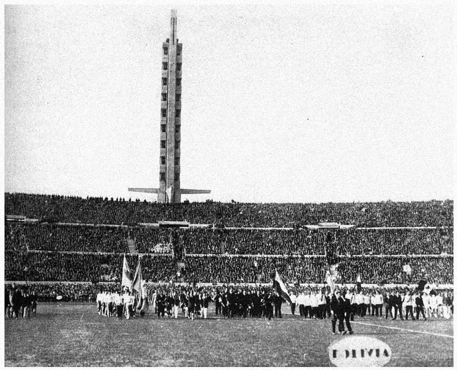 1930 centenario abertura