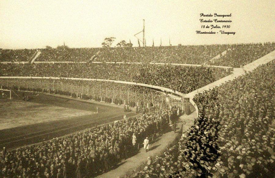 1930 centenario inauguração