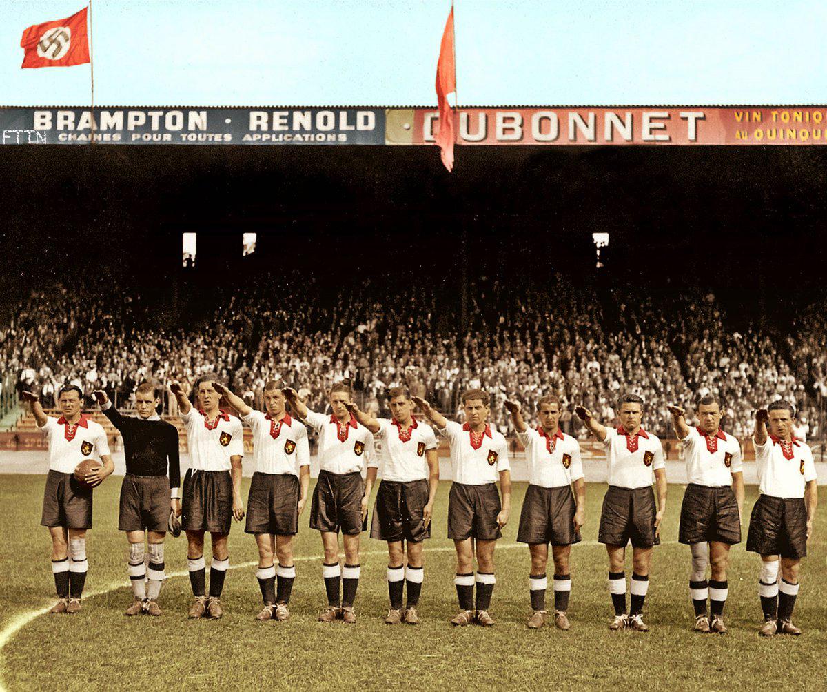 1938 nazi color