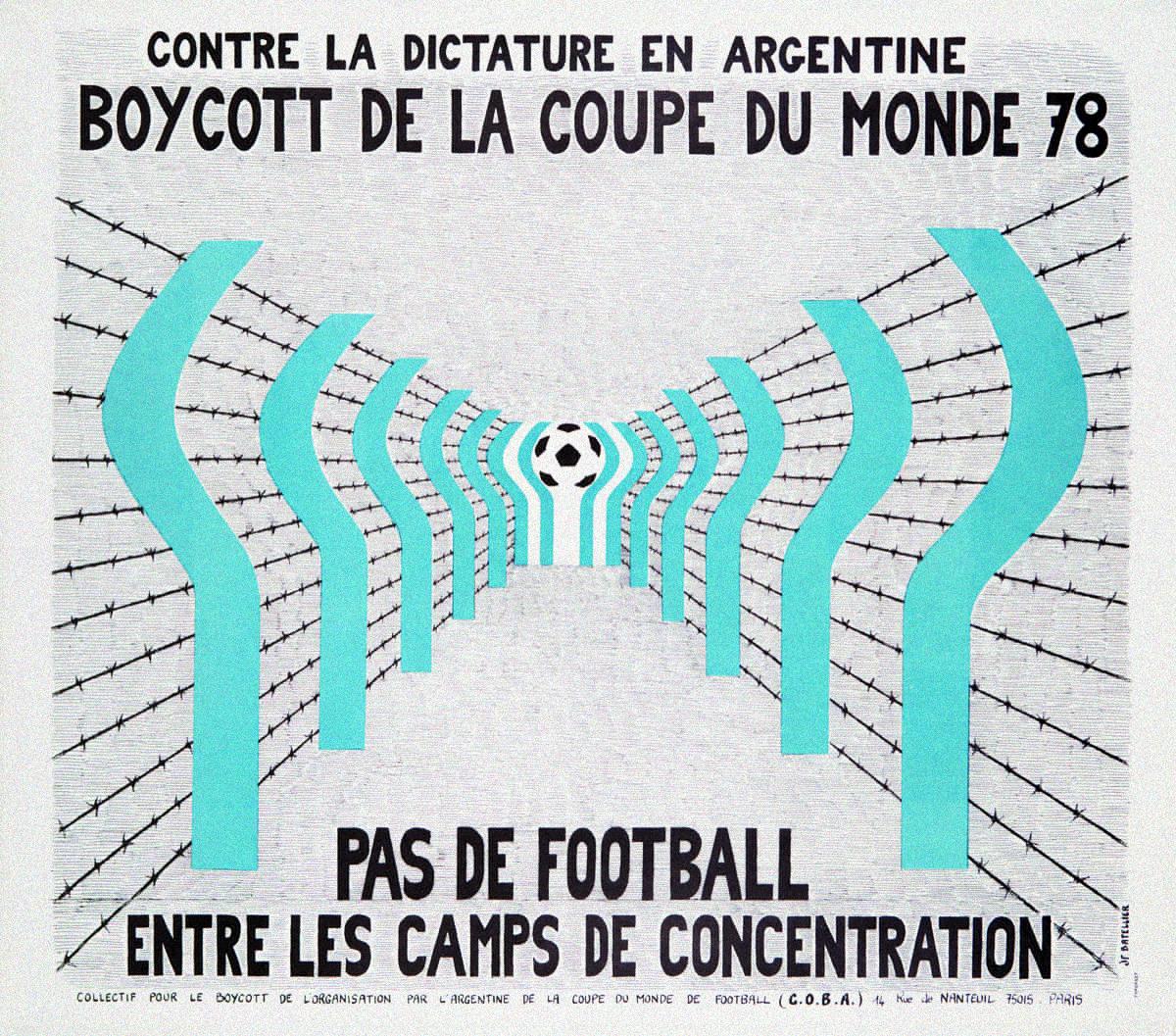 1978-boycott-Coupe-du-Monde-Jean-Francois-Batellier-Musée-NationalduSport-Nice