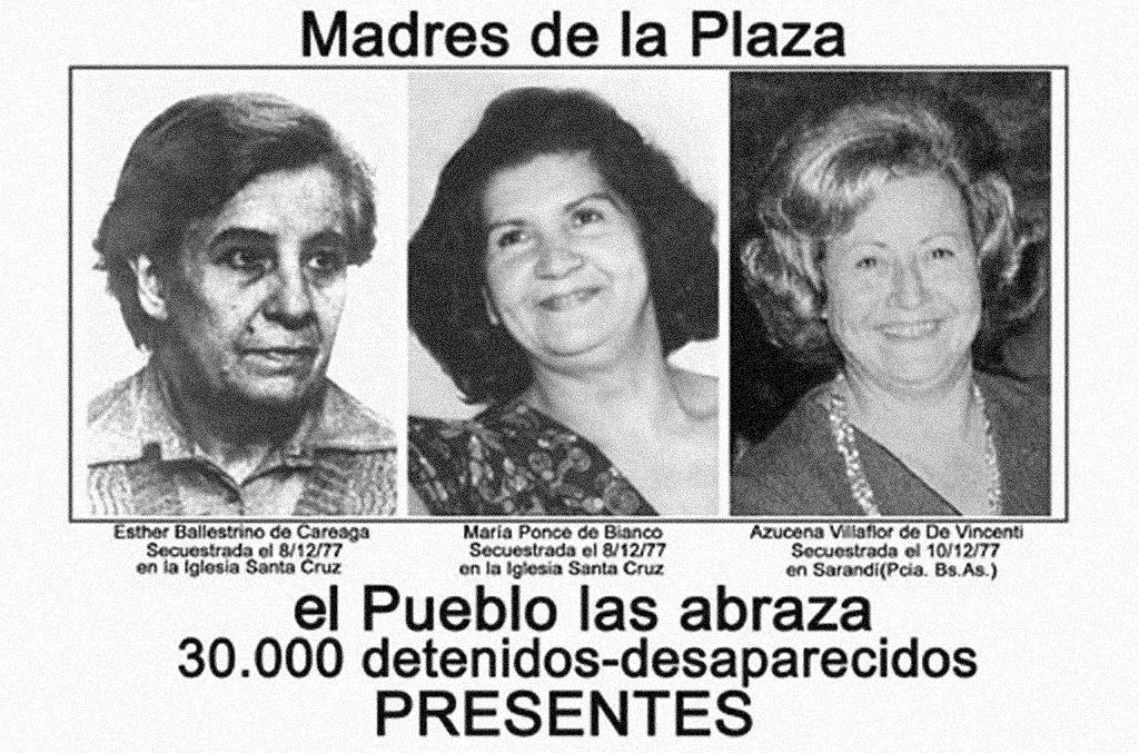 1978 maes de maio 3 madres
