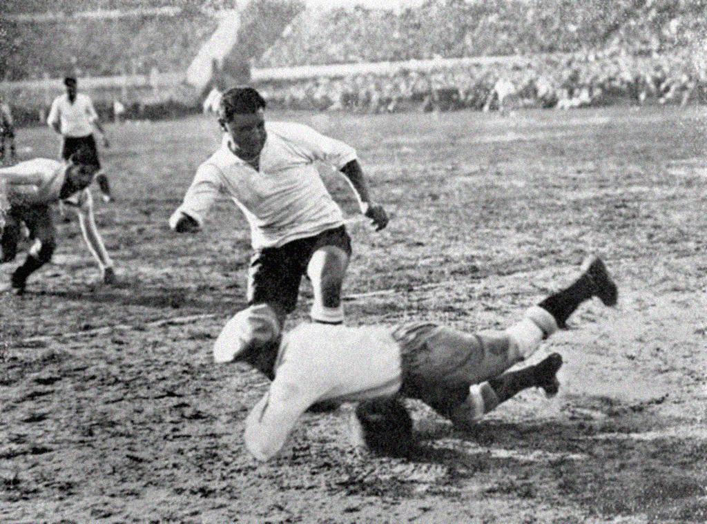Soccer- World Cup Uruguay 1930 - Final - Uruguay v Argentina
