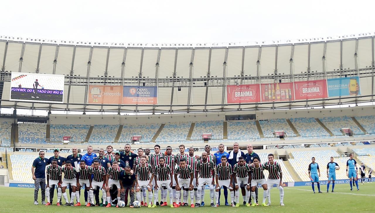 Soccer - Taca Guanabara - Final - Vasco da Gama v Fluminense