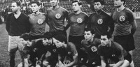 1 O time de El Salvador (foto) disputava a classificação para a Copa do Mundo de 1970 contra Honduras