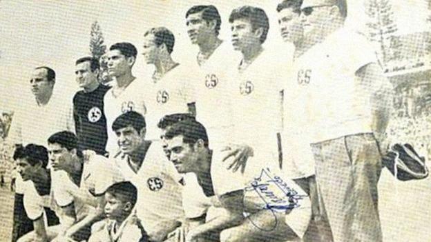 2 Com vitória, o time de El Salvador se classificou para a Copa de 1970
