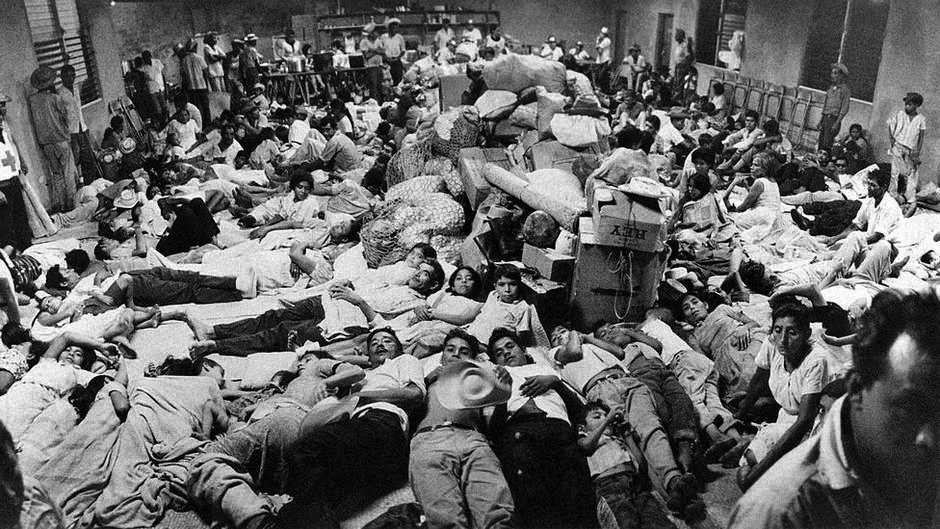 4 O governo não sabia como lidar com os milhares de migrantes voltando para casa
