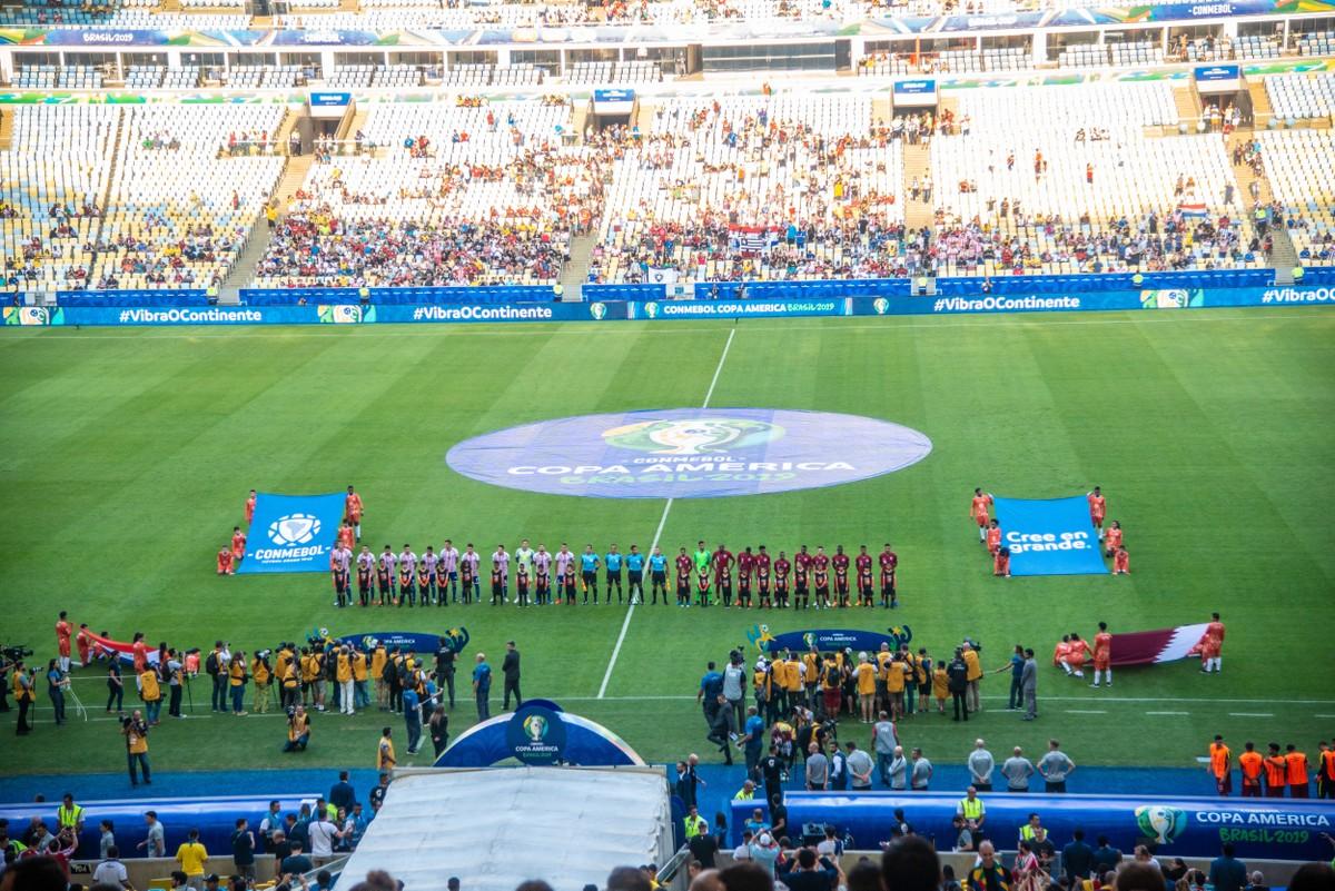 4 Paraguai 2 x 2 Catar - Copa América 2019
