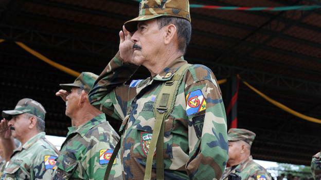 Veteranos ainda se reúnem para celebrar o conflito em Honduras