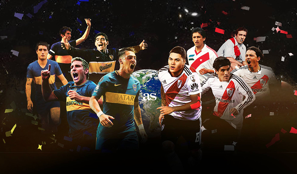 2 superclasico boca river