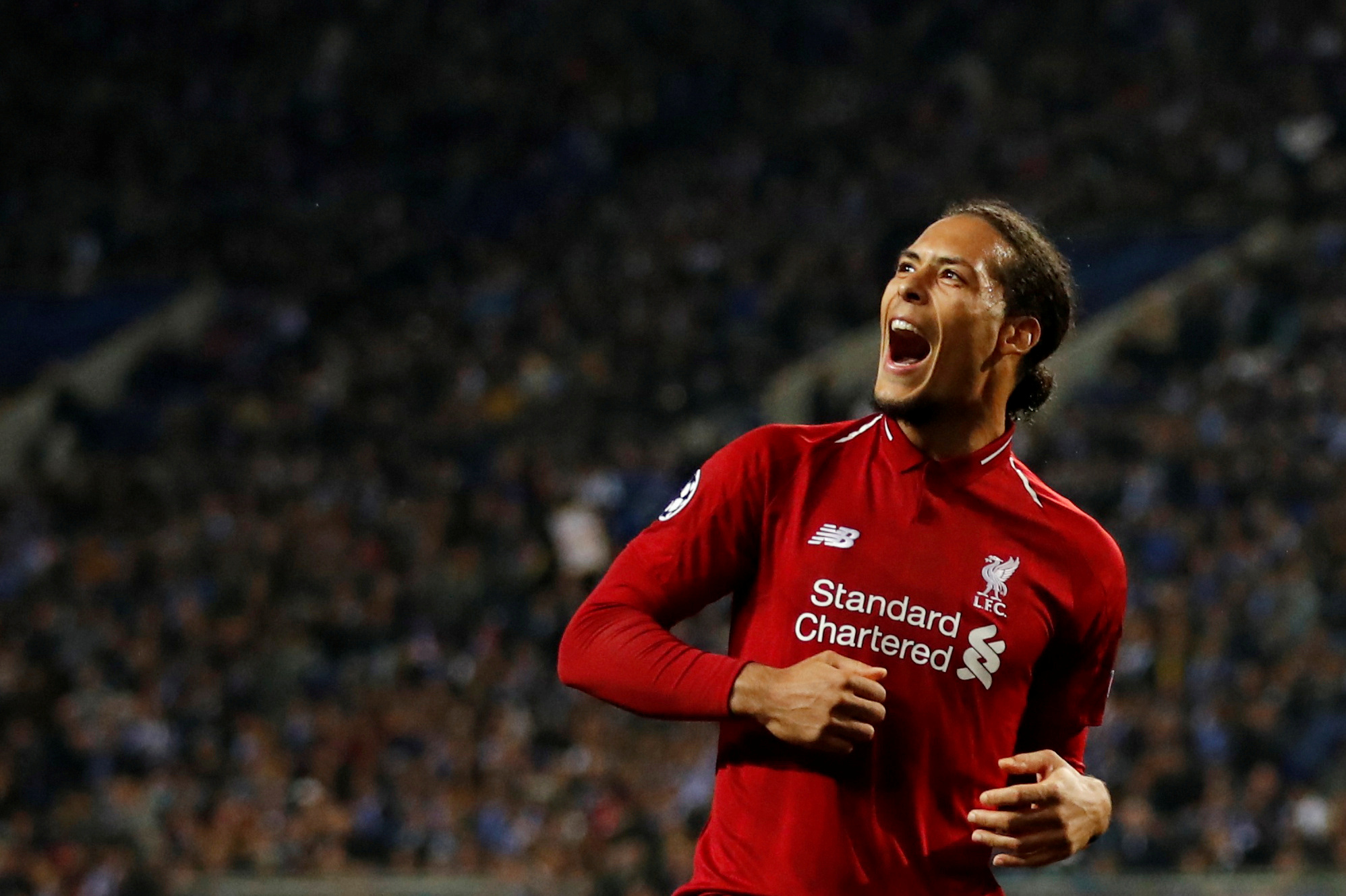 FILE PHOTO: Champions League Quarter Final Second Leg - FC Porto v Liverpool