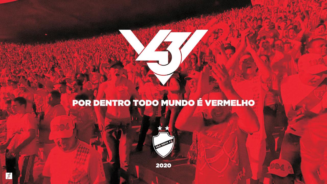 Posicionamento: V43 - Por Dentro Todo Mundo É Vermelho