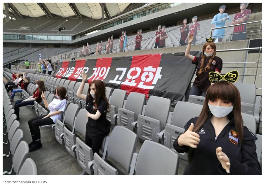 O FC Seoul precisou pedir desculpas à torcida.