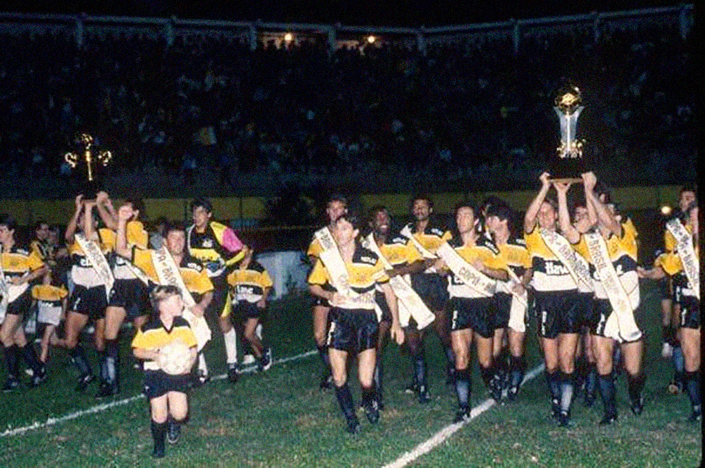 Criciúma 1991: campeão da Copa do Brasil